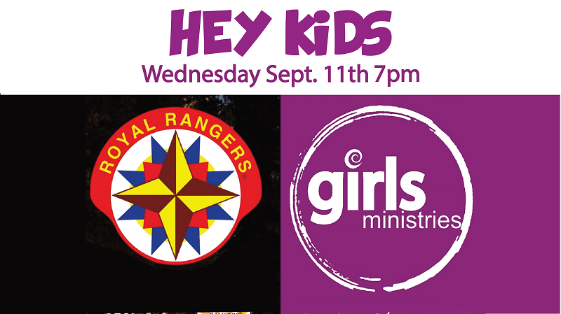 Royal Rangers and Girls Ministries