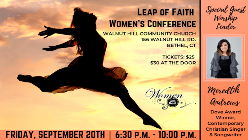 Leap of Faith Women's Conference