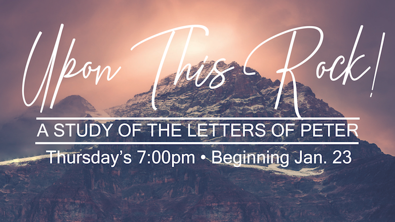 Bible Study - Letters of Peter