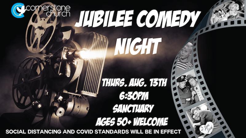Jubilee Comedy Movie Night